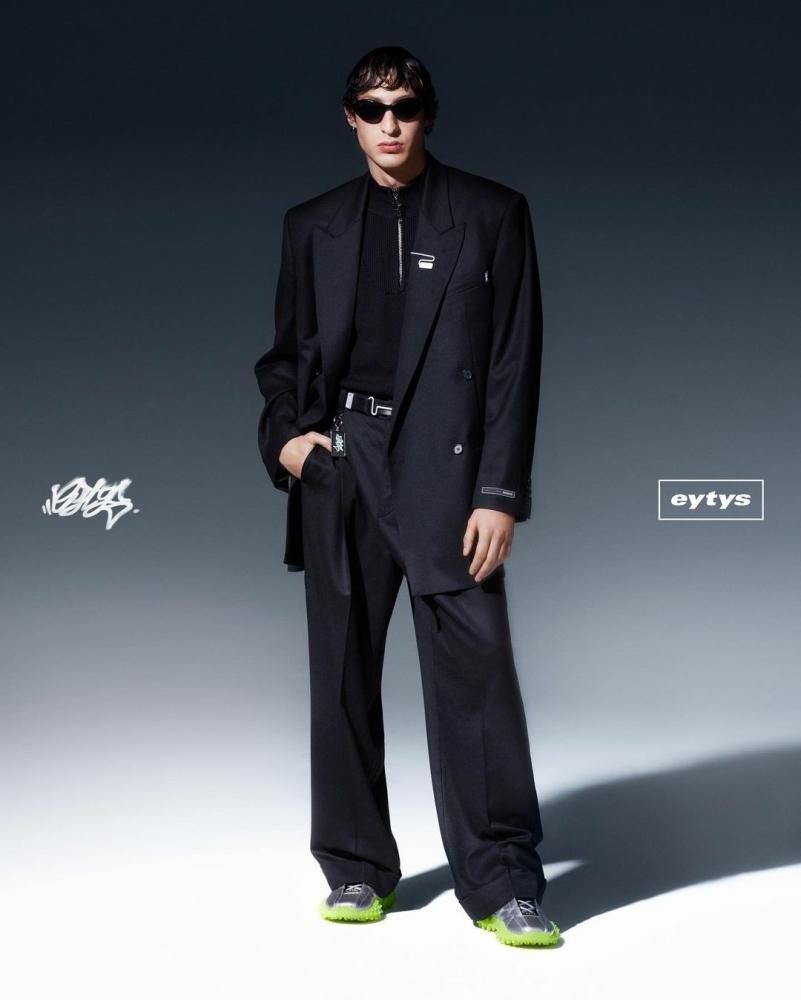 ILIAS PACI: EYTYS FW21 LOOKBOOK