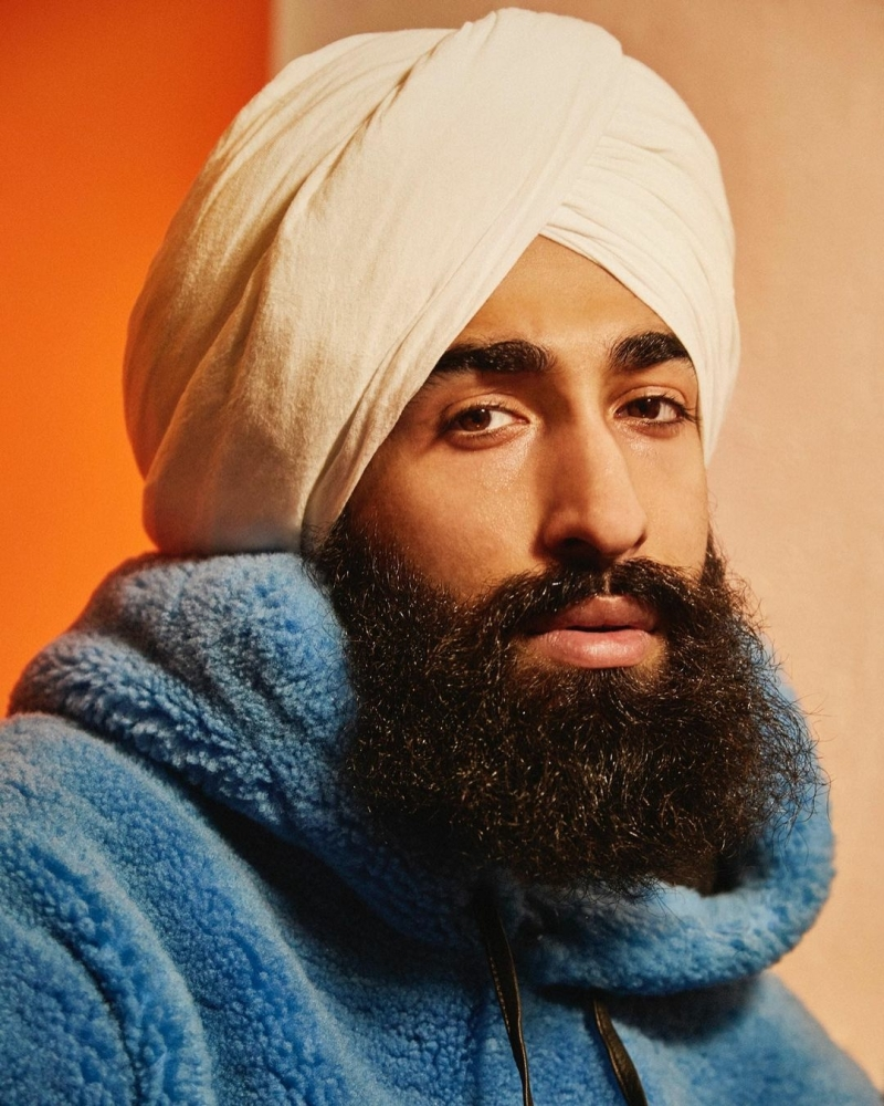 RAJVATAN SINGH: GQ INDIA