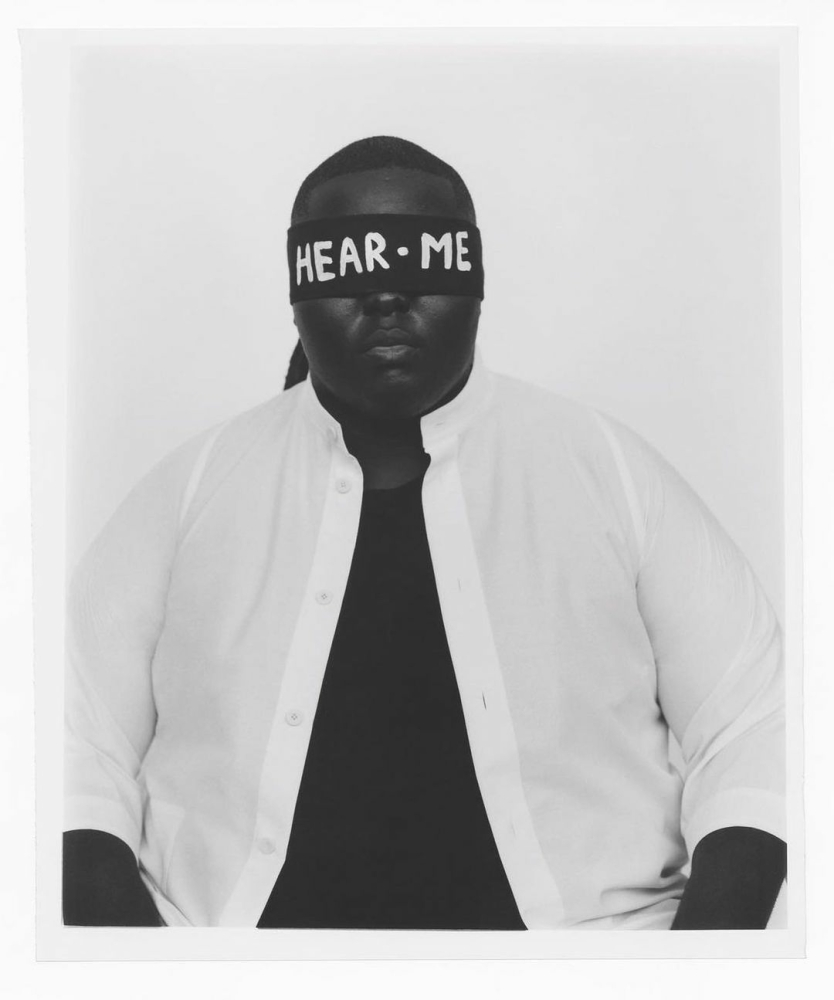 JAMES CORBIN - 'HEAR ME' DOCUMENT JOURNAL