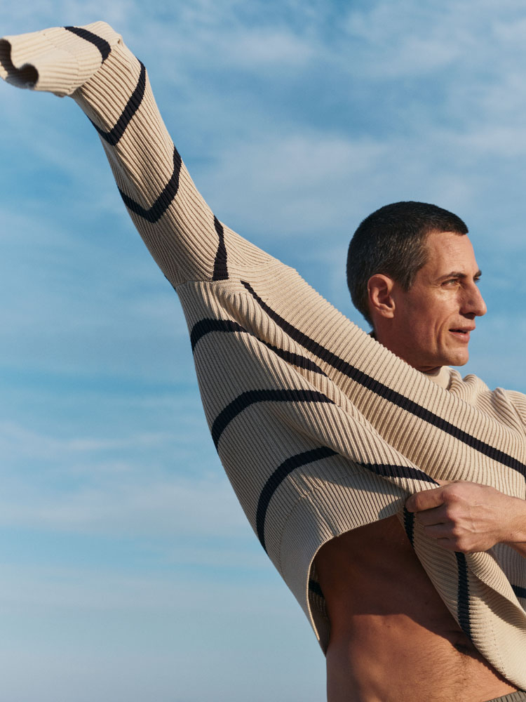 AXEL HERMANN: ARKET SS21 CAMPAIGN