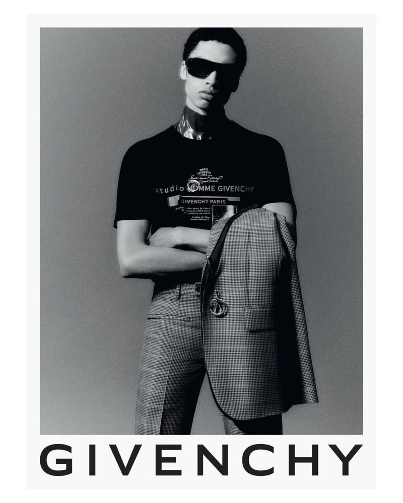 SOL GOSS: GIVENCHY FW20 CAMPAIGN