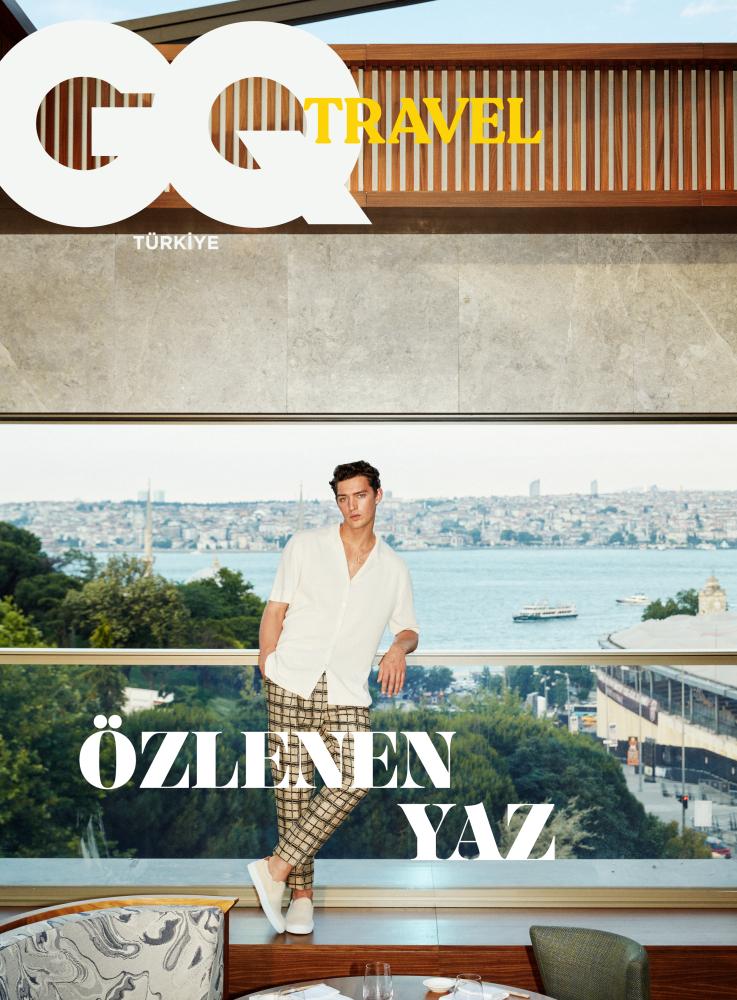 OTTO LOTZ: GQ TURKEY