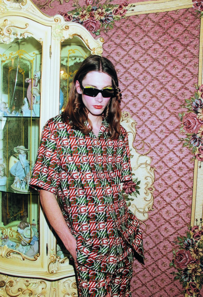 LUKE ROBSON: COMMONS AND SENSE MAGAZINE X GUCCI SPECIAL