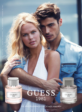 Emma + Guess Fragrance