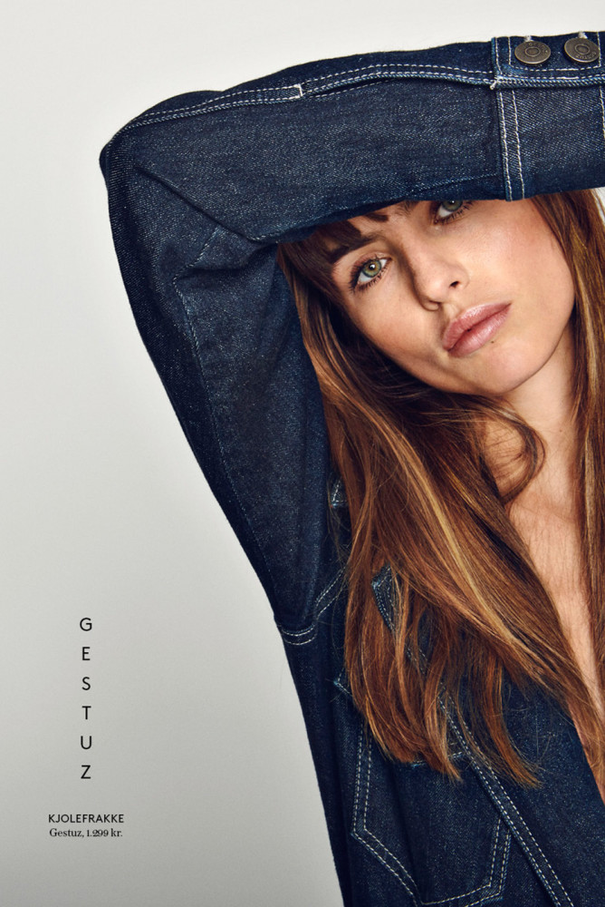 Julia + In Magazine Denmark