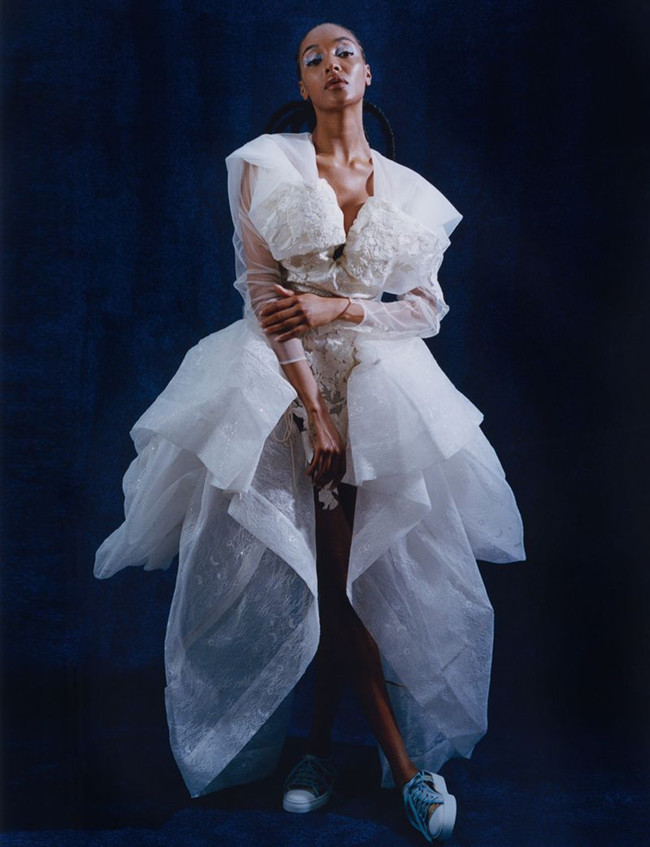 Jourdan Dunn for Heroine Magazine