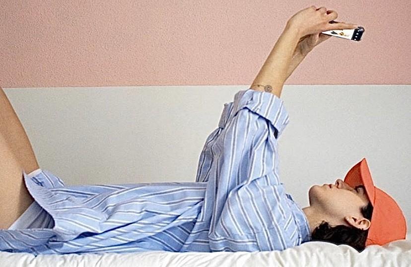 Miriam Sanchez for Vogue Spain shot by Gorka Postigo