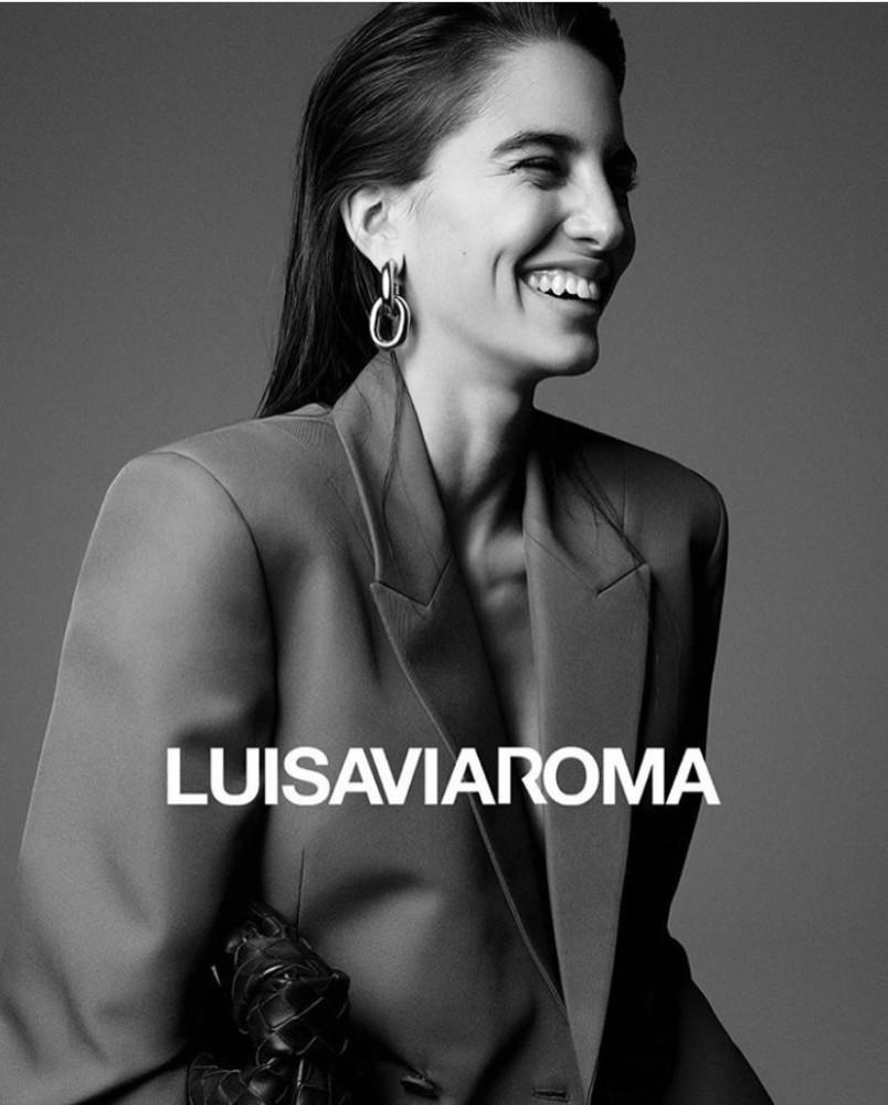 Mili Pineiro for Luisa Via Roma F/W 2020