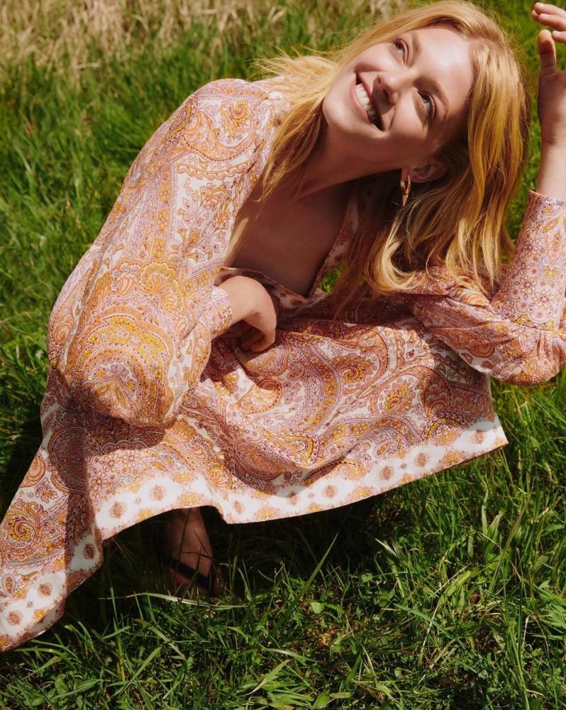 Eliza Kallmann for My Theresa shot by Patrick Houi
