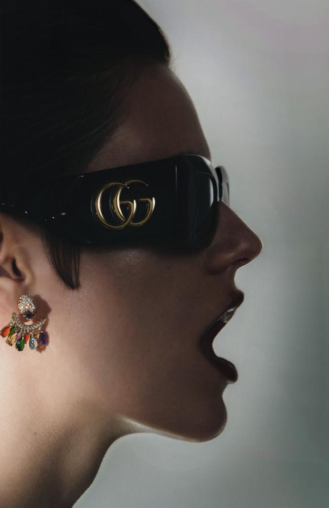 Miriam Sanchez for Vogue Paris shot by Carlijn Jacobs