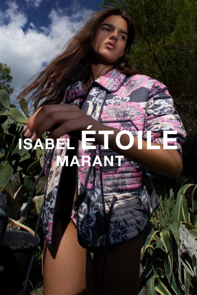 PAULA ANGUERA FOR ISABEL MARANT Colección Étoile S/S 2021