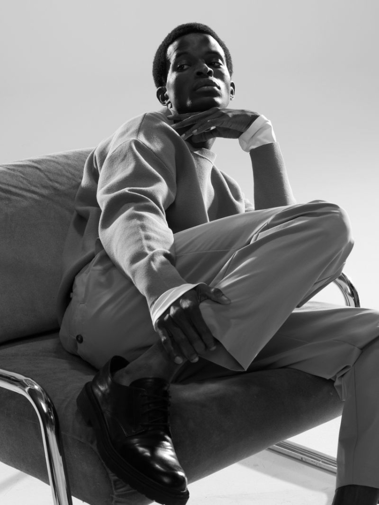 Toni Engonga for Reserved PREMIUM Collection SS/2021