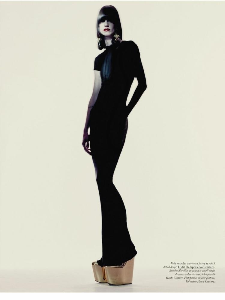 Miriam Sanchez for Vogue Paris