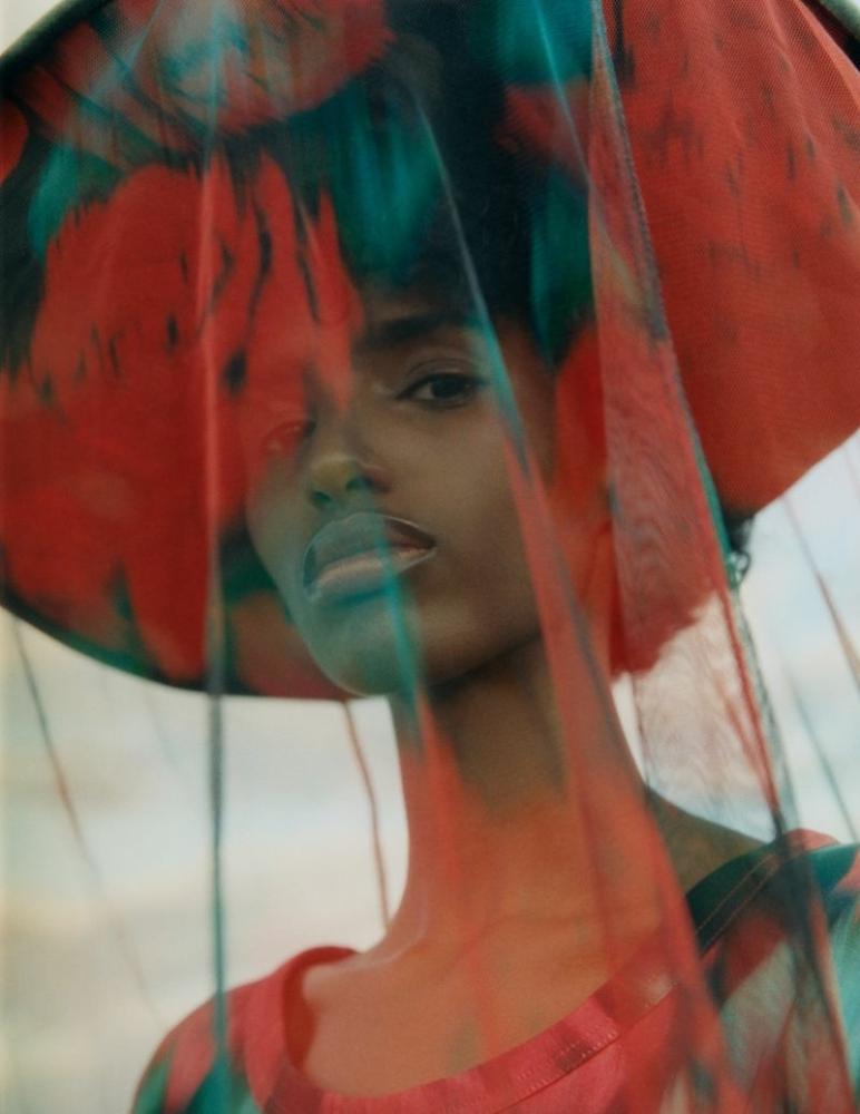 Bibi Abdulkadir for Vogue Turkey