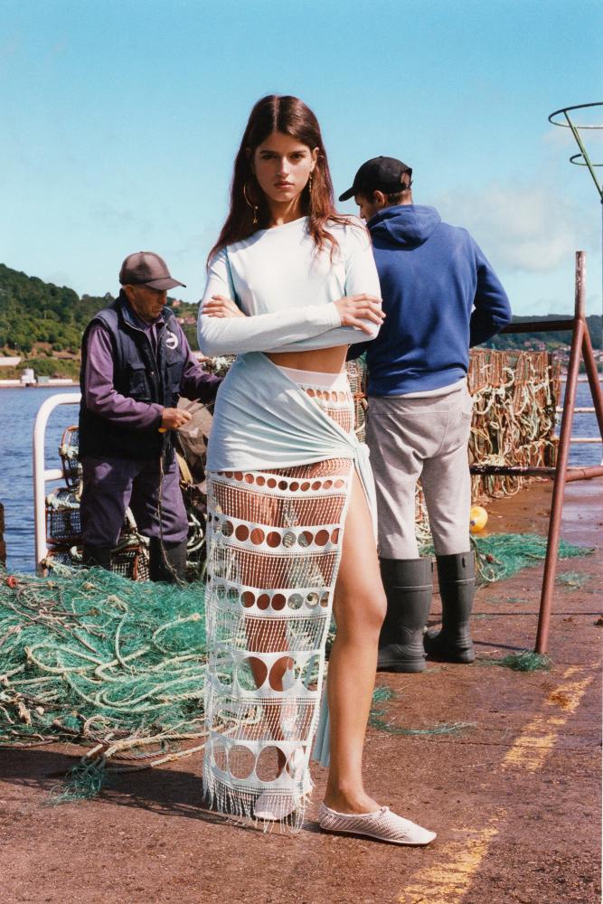 Paula Anguera for Vogue Spain by Santi de Hita