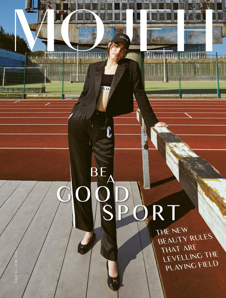 ELLA ECKERSLEY for Mojeh Magazine