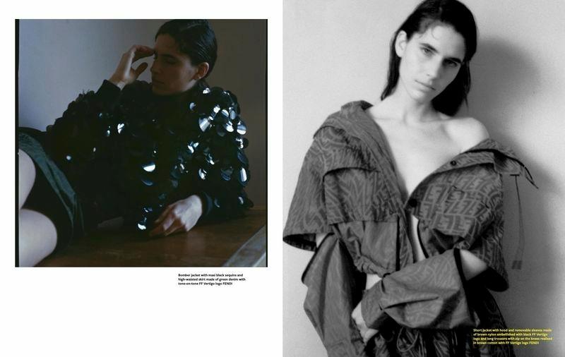 Andrea Chapuis for CAP 74024 Magazine