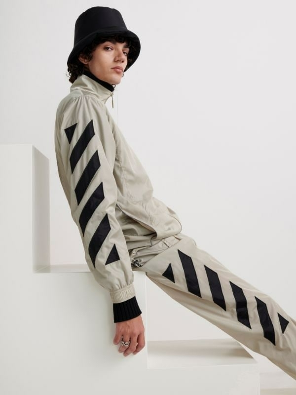 Tobias Dionisi for OFF WHITE