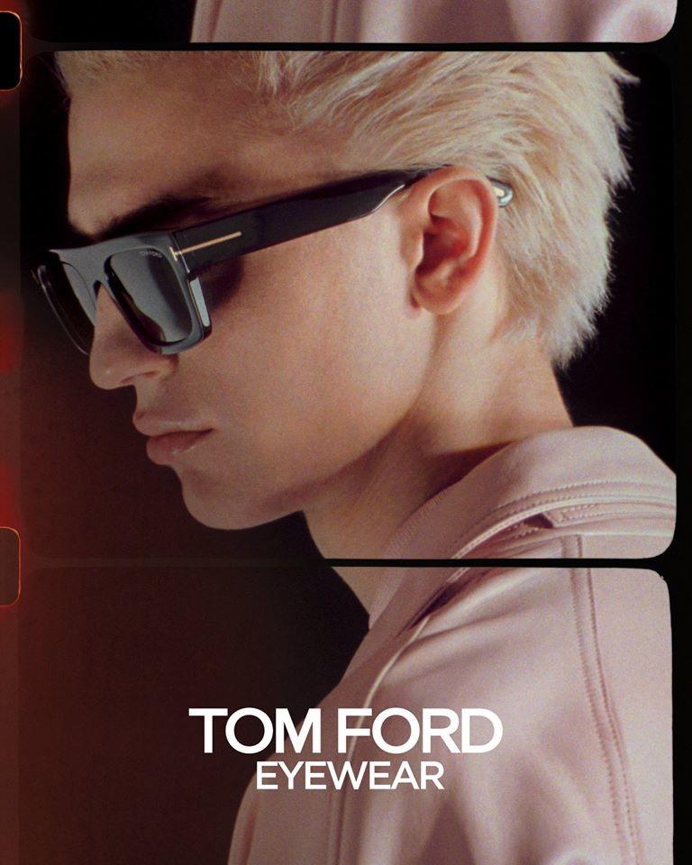 Gena for Tom Ford Eyewear SS2020