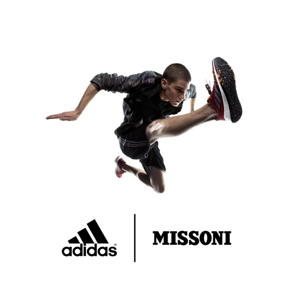 PATRYK LAWRY for Adidas X Missoni