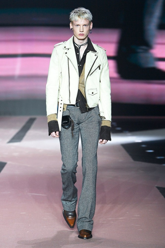STAS ZIENKIEWICZ for DSQUARED2 FW/20