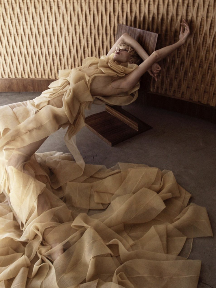 ALYONA SUBOTINA for LEVER COUTURE