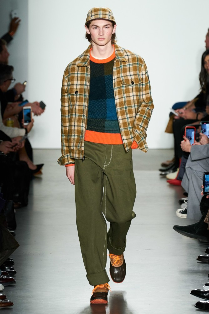 ROBBIE LYONS for Todd Snyder FW/20