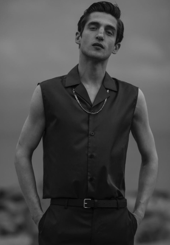 ANATOL MODZELEWSKI for L'Officiel Hommes Thailand