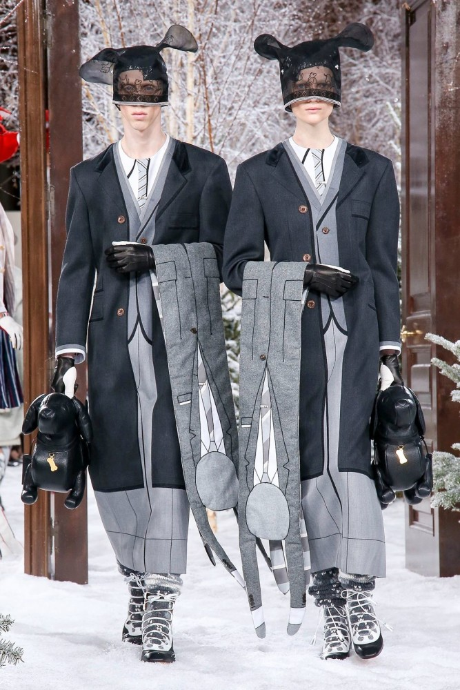 RODRIGUE DURARD for Thom Browne FW/20