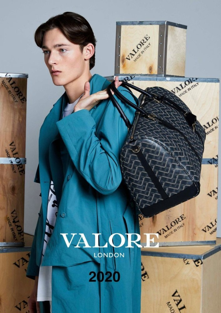TIES KONING for VALORE LONDON SS/20