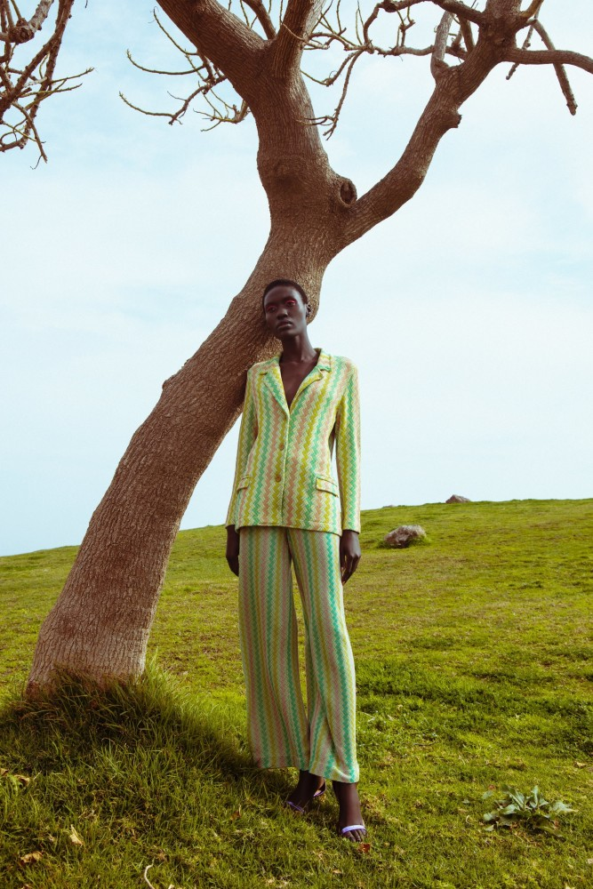 ANYON ASOLA for L'Officiel Baltics