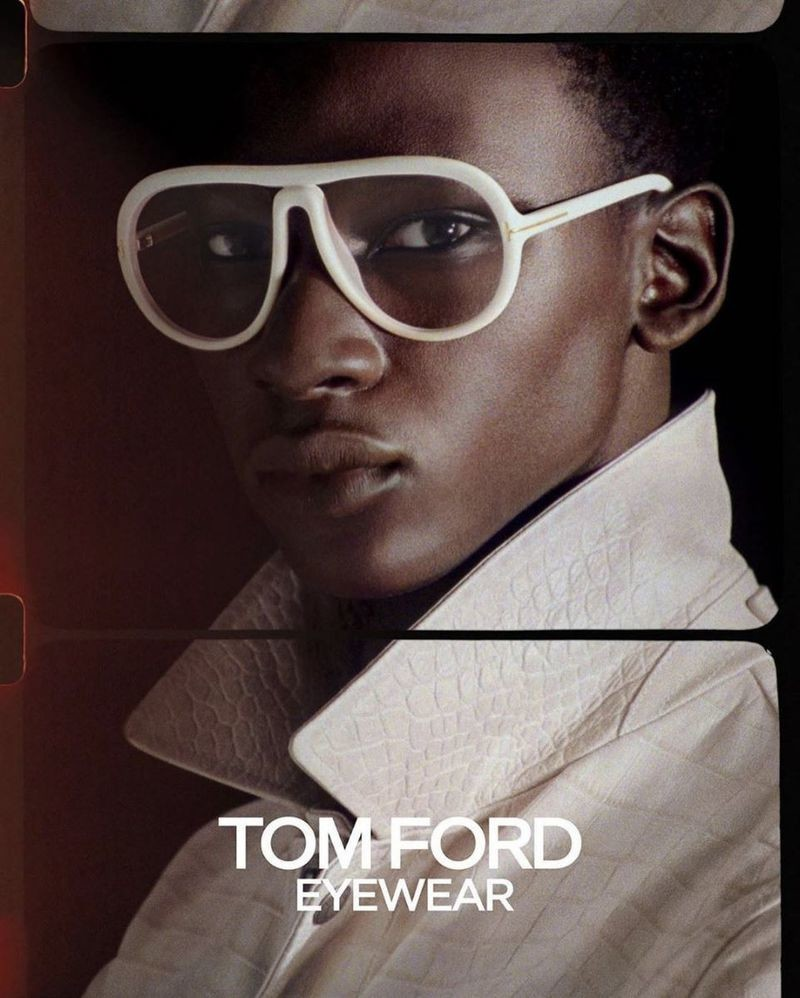 THIAM TAMSIR for TOM FORD Eyewear SS/20