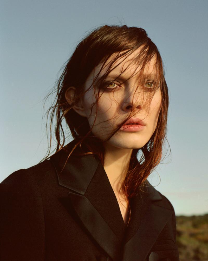 SABY KHAZGALEEVA for Vogue Italia