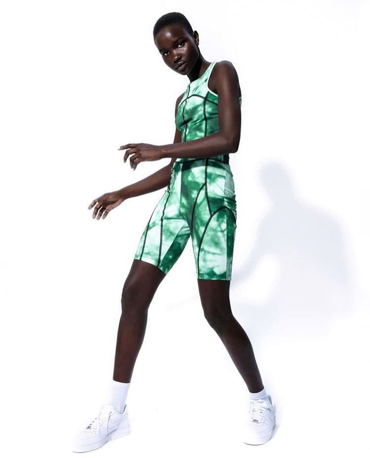 AKON CHANGKOU for DAILY PAPER SS/20 RESORT
