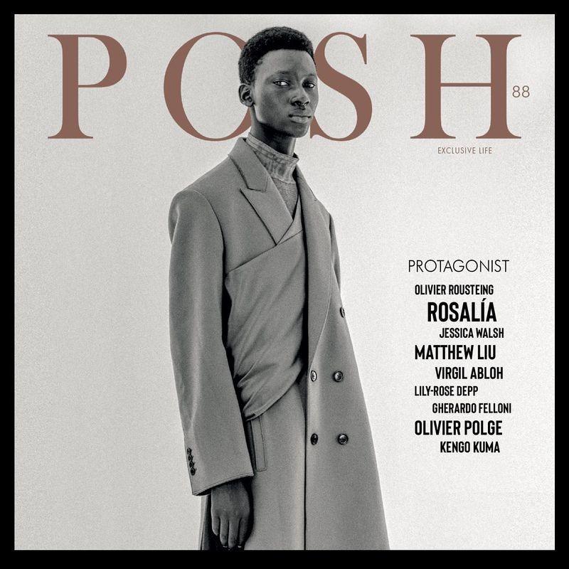 THIAM TAMSIR for POSH Magazine