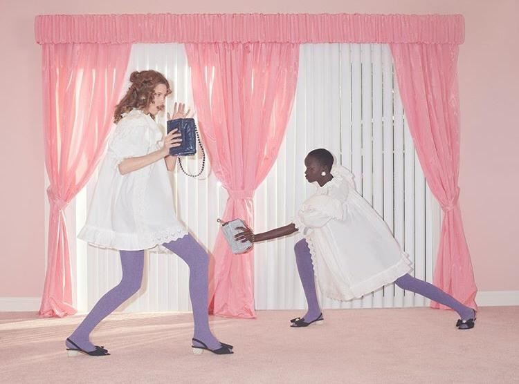AKON CHANGKOU for MARC JACOBS
