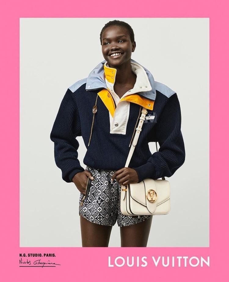 AKON CHANGKOU for Louis Vuitton by Nicolas Ghesquière
