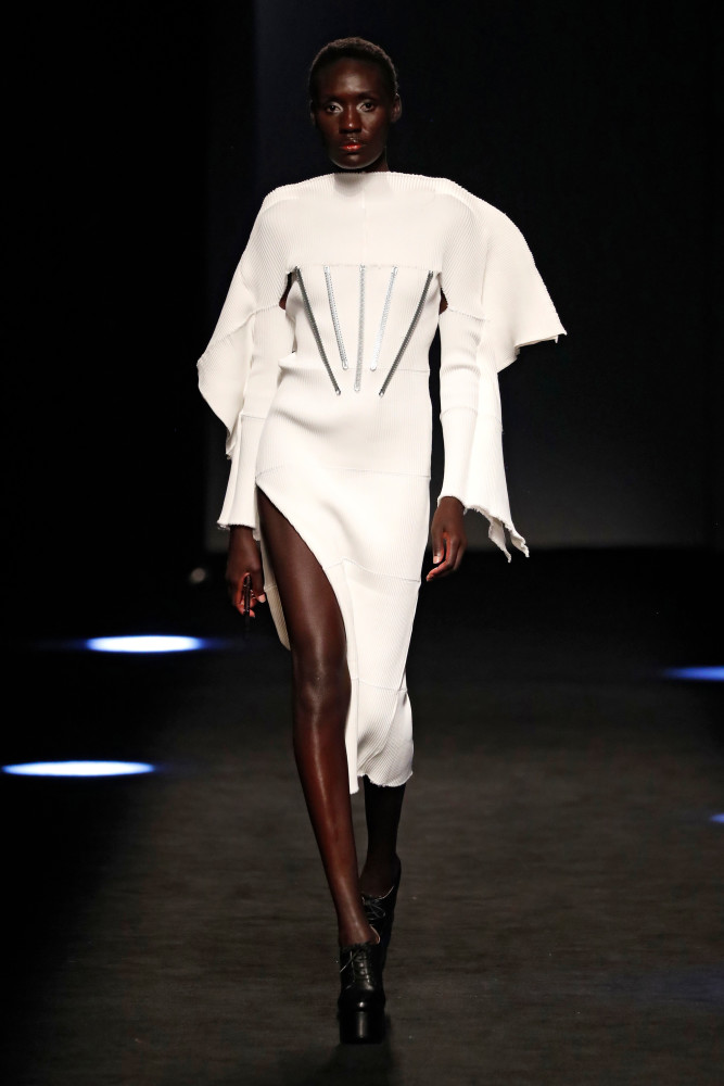 ANYON ASOLA for PETER SPOSITO STUDIO SS21