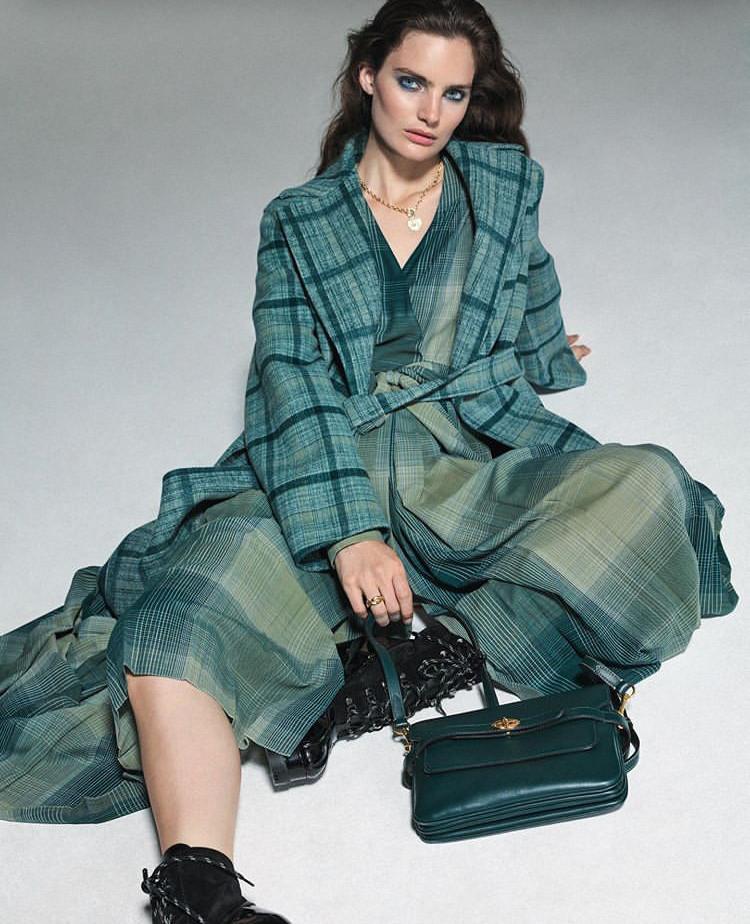 DELFINA MORBELLI for HELLO! Fashion