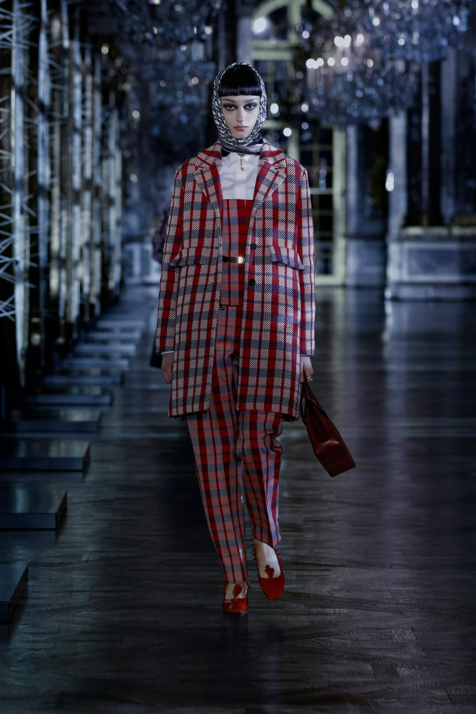 IVANA TRIVIC for DIOR FALL 2021