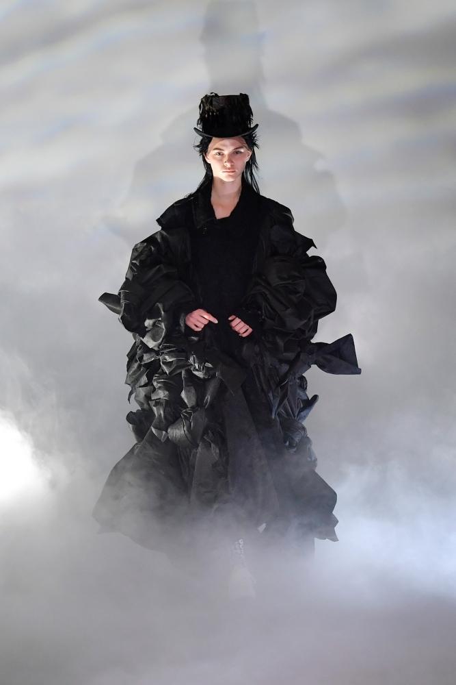 MASHA ALEKSEEVA for Comme des Garçons FALL 2021