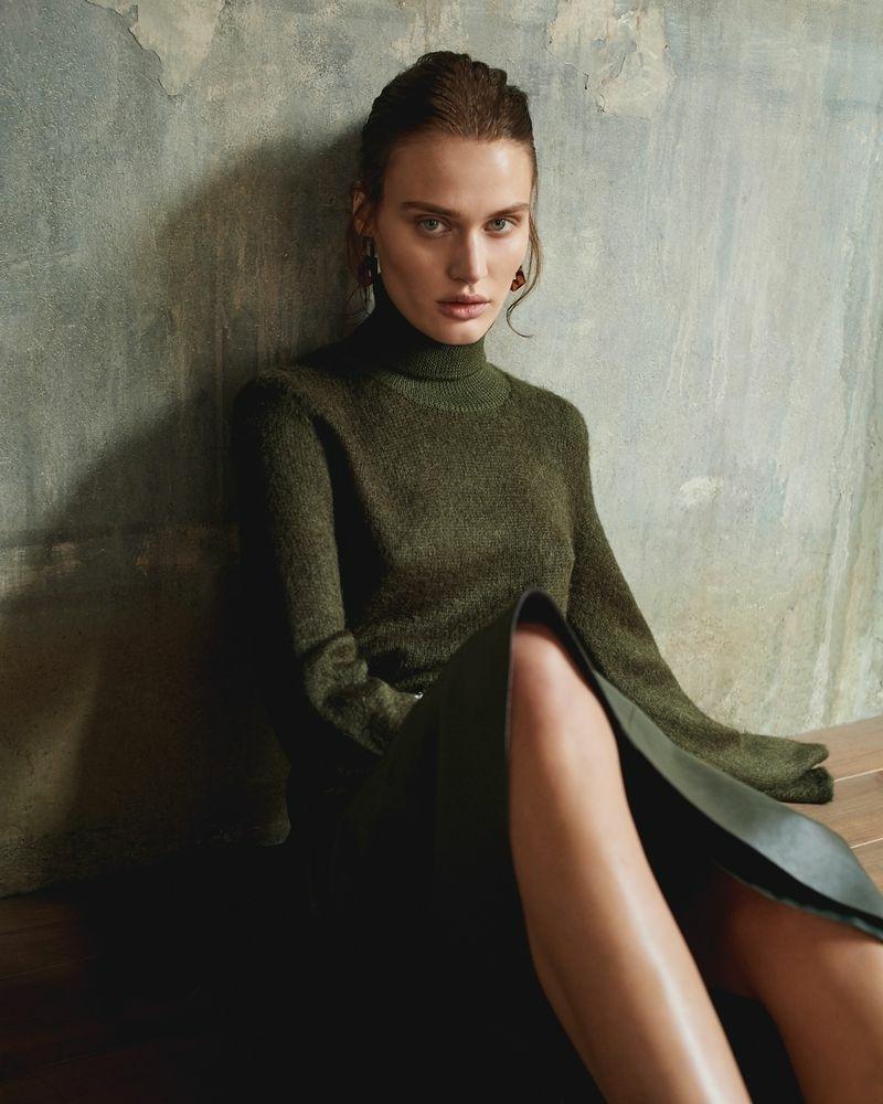 NICOLE GREGORCZUK for Trussardi F/W Women Collection