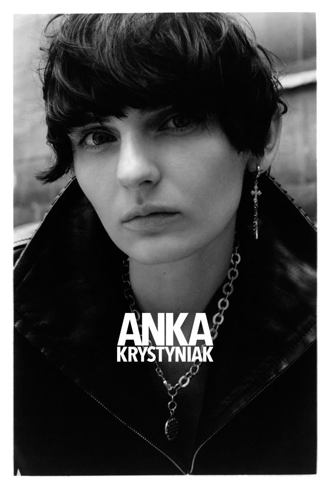 OLIWIA LIS for Anka  Krystyniak