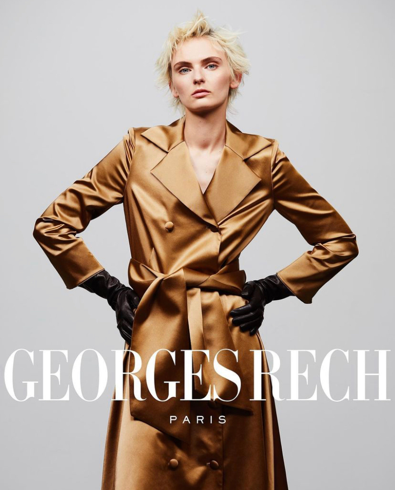 OLIWIA LIS for GEORGES RECH FW/21