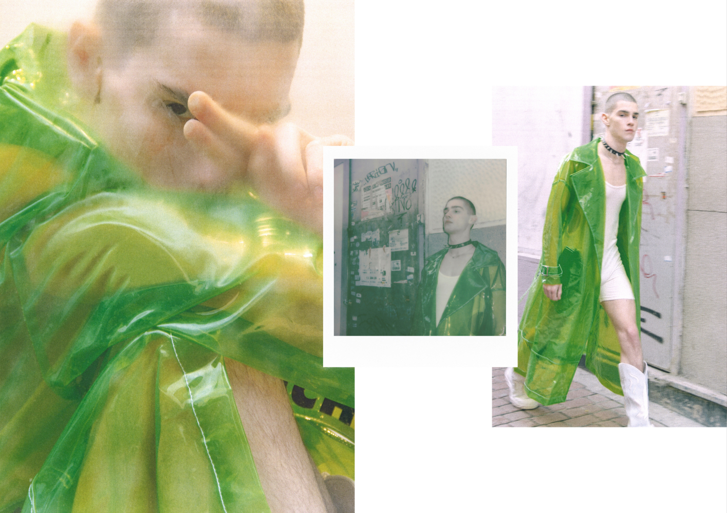 PATRYK LAWRY for BOY INCOGNITO ISSUE II