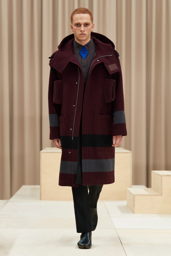 TASHI JAY for BURBERRY FALL 2021