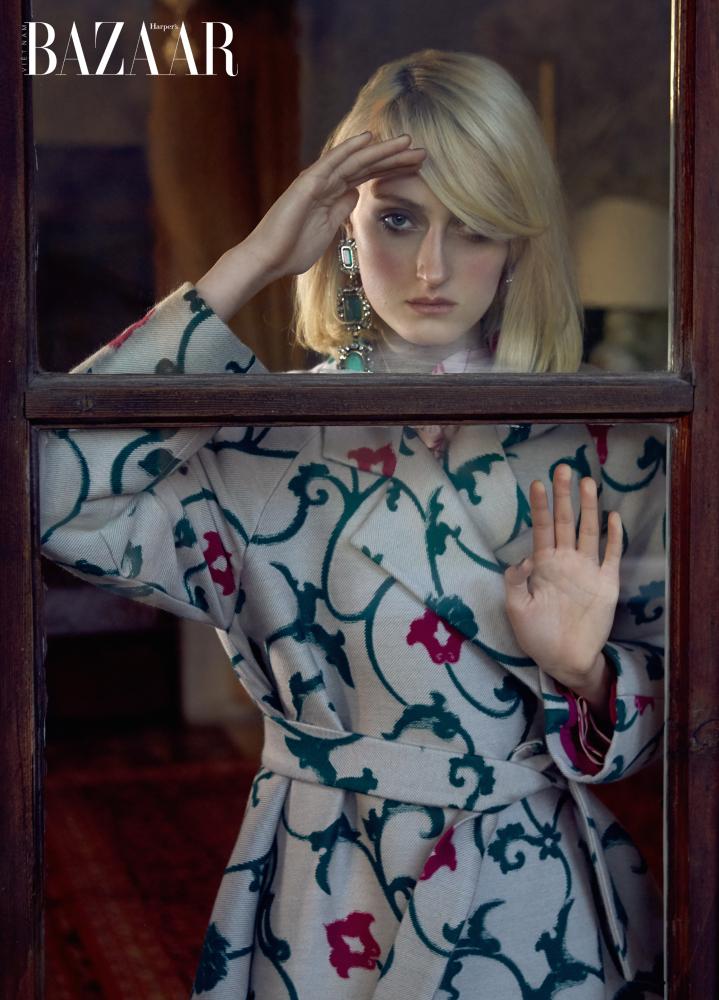 VARYA BERASTSEN for Harper's Bazaar