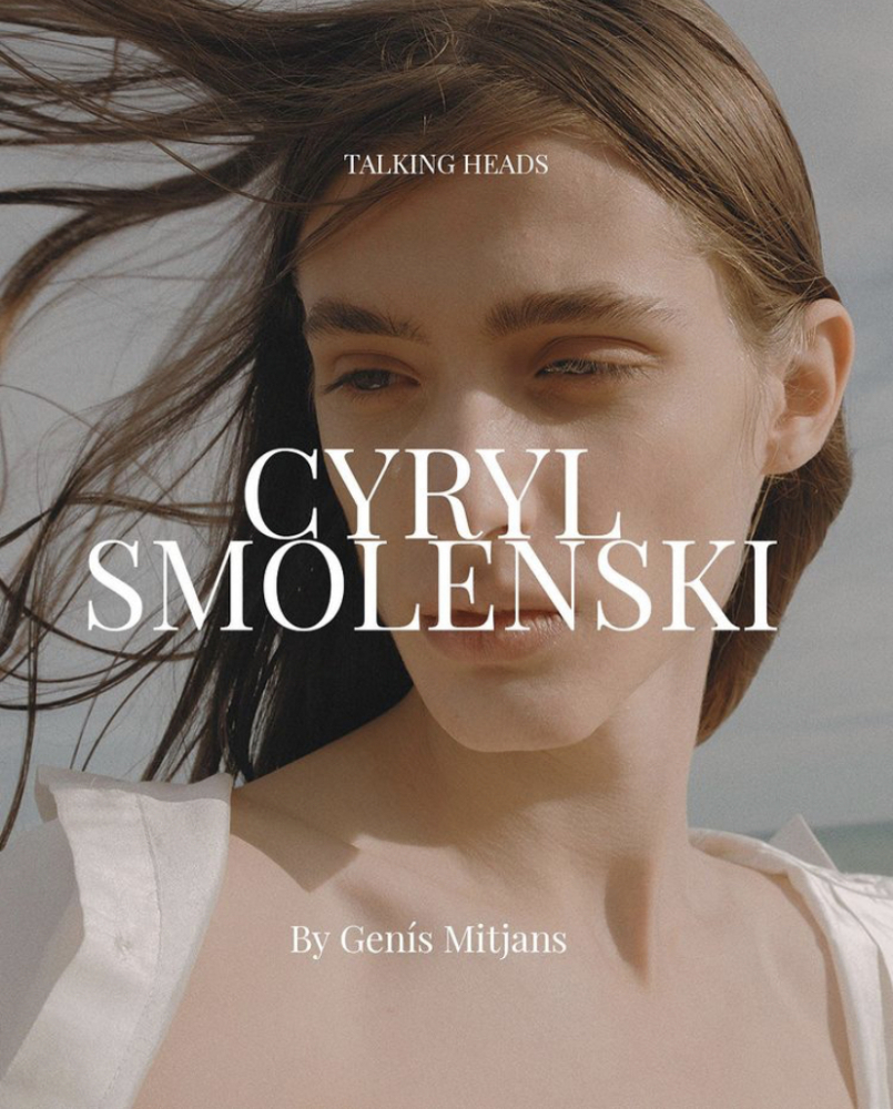 CYRYL SMOLENSKI for THE GREATEST MAGAZINE
