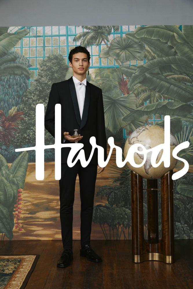 MARCELL NEMBHARD x HARRODS