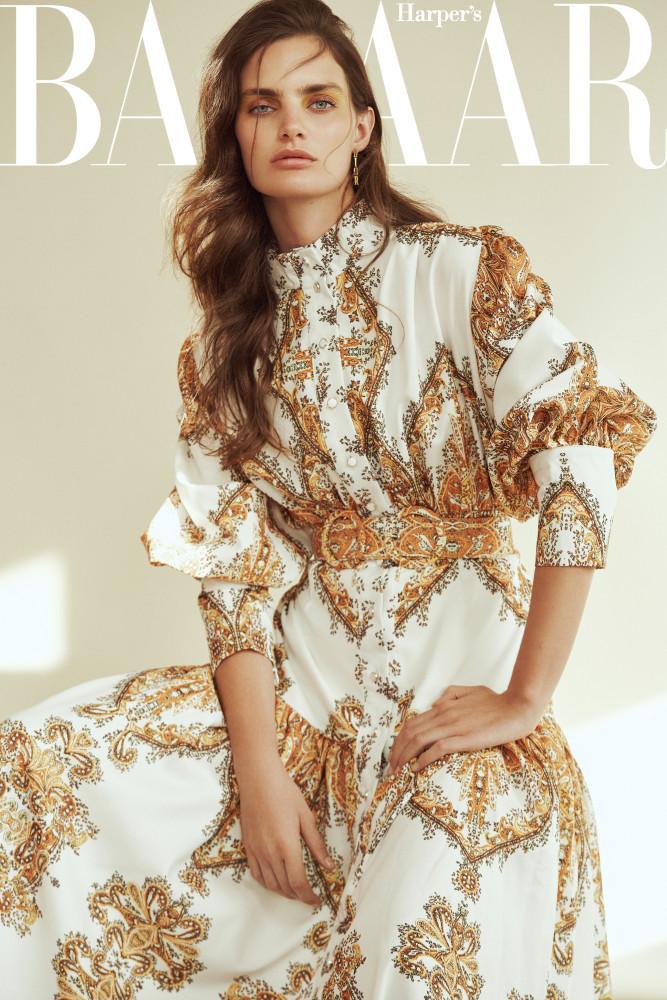 DELFINA MORBELLI for Harper's Bazaar